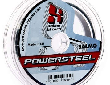 Жилка Salmo Hi-Tech POWERSTEEL 100/020