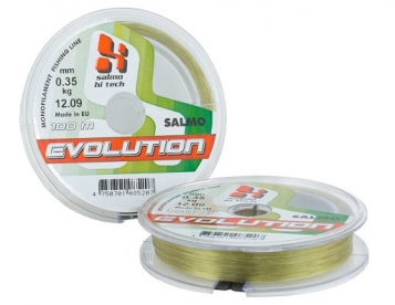Жилка Salmo Hi-Tech EVOLUTION 100/025