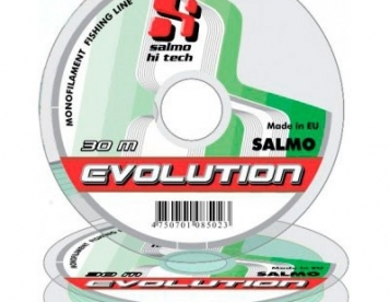 Жилка Salmo Hi-Tech EVOLUTION 030/022